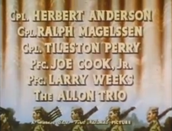 Larry Weeks movie credit